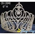 Gold Plate Pageant Crowns
