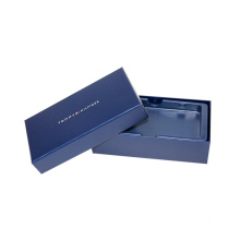 Cosmetic Gift Cardboard Boxes With Tray