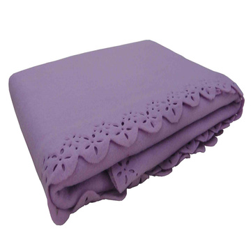 Pore Pressure Two Side Brushed Fleece Blanket