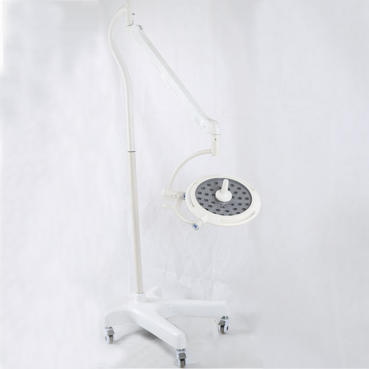The best-selling LED mobile surgical lamp