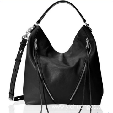 Customized hot fashion leather handbag