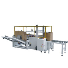 Case Box Unpacking Forming Sealing Machine Carton Erector