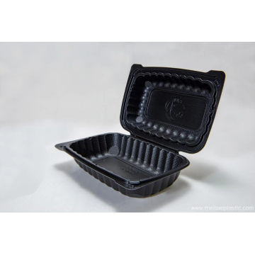 disposable plastic lunch box microwavable