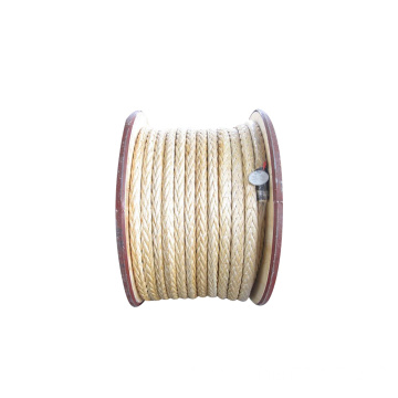 Knitting hemp polyester polyethylene rope