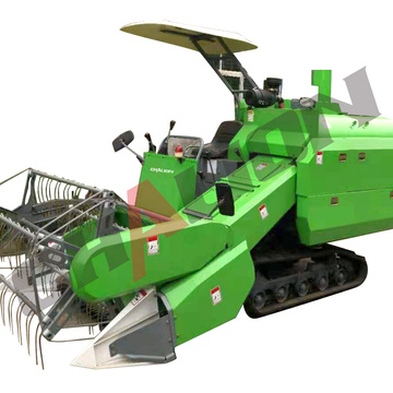 4LZ-2.2Z Rice Harvesting Machine in Philippines