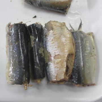 Canned Mackerel Fish 14.75oz