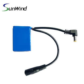 7.4v Payment terminal li-ion PAX S58 battery pack