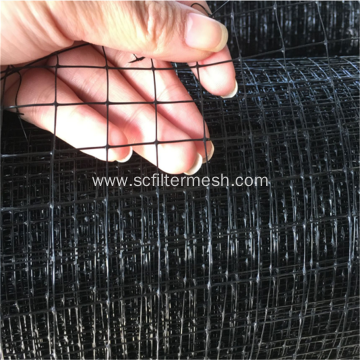 Export 2cm Black Stretch Bird Netting