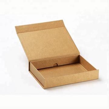 Custom Kraft Paper Foldbale Gift Packaging Paper Box