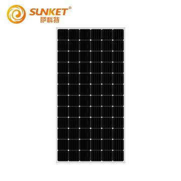 320W Monocrystalline solar panel compared with Trina