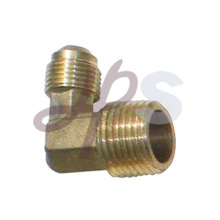 Brass 90 degree male elbow