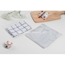 OEM Factory  Disposable Clear Plastic Saddle Bag