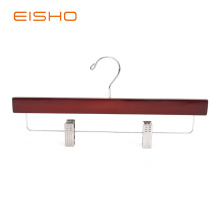 EISHO Adult Light Walnut Bottom Hanger With Clips