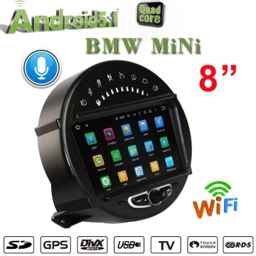 Android car stereo GPS for MINI COOPER