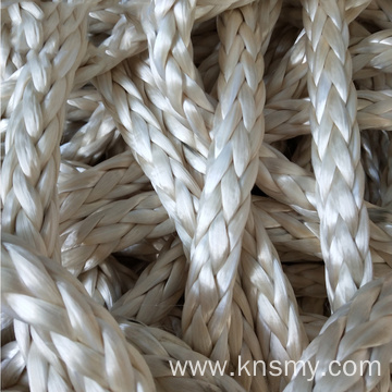 12 Strands Ship Uhmwpe Mooring rope