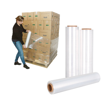 I-PE Hand Pallet Wrap Roll
