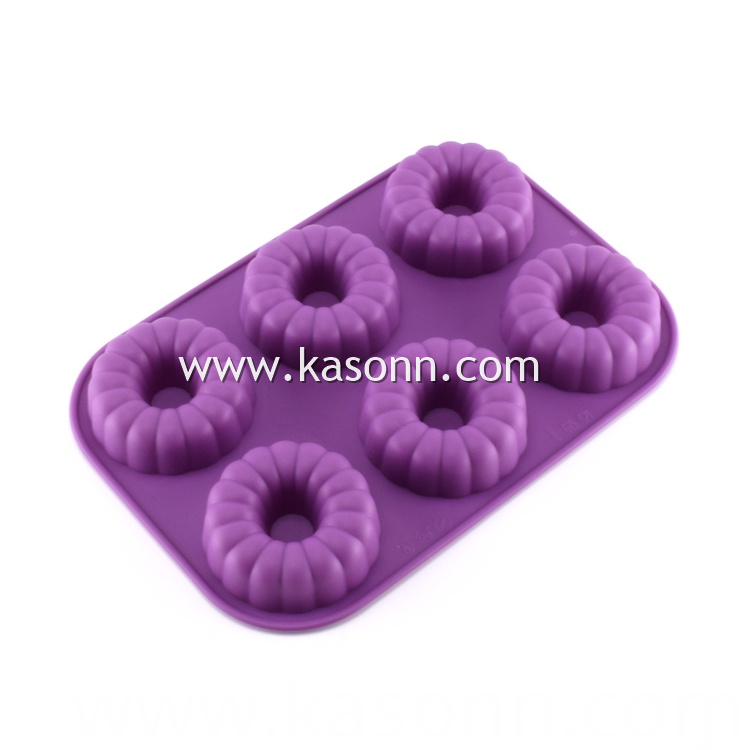 Silicone Donut Pan