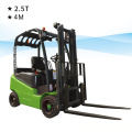2.5T Electric Forklift 4m
