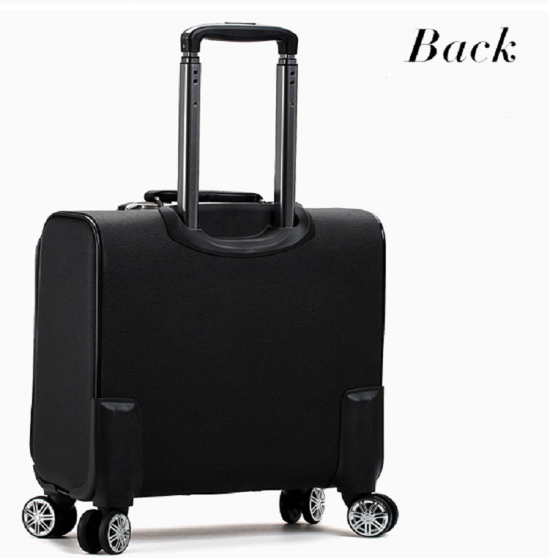 Men pu luggage