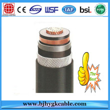 Aluminium Amoured High Volt 220kv 1x2500sqmm Corrugated cable