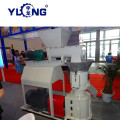 Diesel pellet press machine