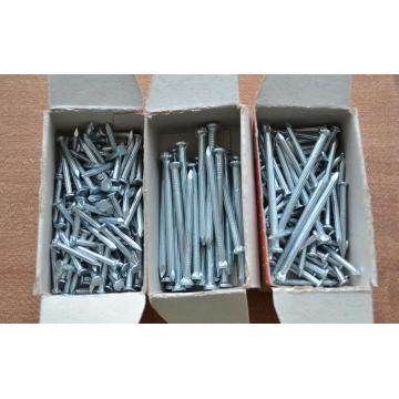hot dipped galvanized concrete steel nail