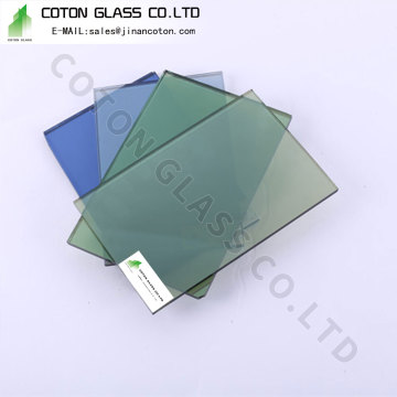 Karibik Blue Fire Glass