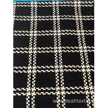 BLACK WHITE DESIGN JACQUARD