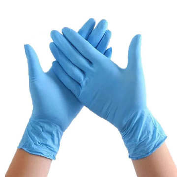 CE FDA Nitrile Disposable Handschoenen Poederfrij
