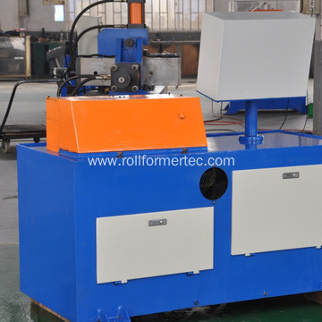 flat end closer sphercial end closer endforming unit