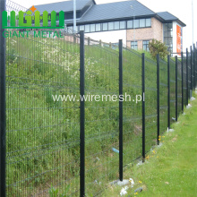 Low Carbon Backyard Diamond Wire Mesh Fence