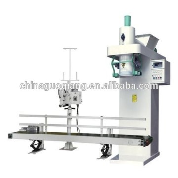 Flour electronic quantitative powder packing machine manual