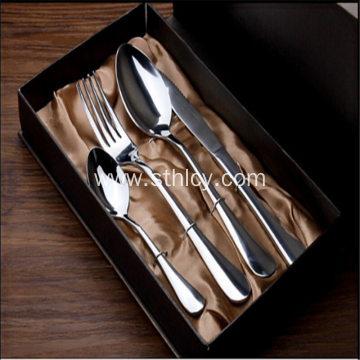 Stainless Steel Western Steak Cutlery Four-piece