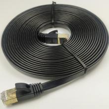 Cat7 Ethernet Cable Shielded Flat Internet