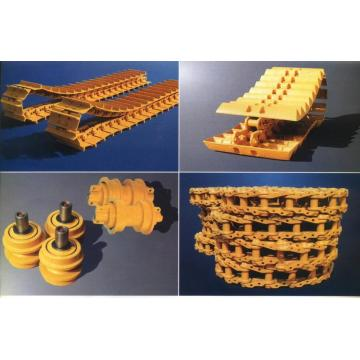 Komatsu track shoes ass'y 154-32-04861 for D85EX-18