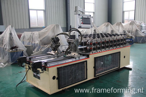 combined Steel Stud Framing pop channel roll forming machine