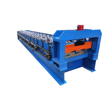 Building Construction Floor Deck Forming Machine