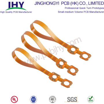 High Precision Manufacturing Rigid Flexible PCB