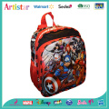 MARVEL AVENGERS license school backpack