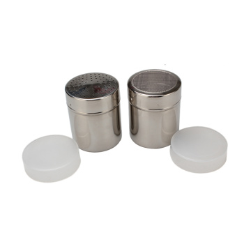 Food Grade Stainless Steel Salt Shaker Set