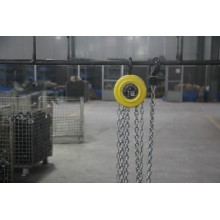 Manual Chain Hoist with G80 Good Quality Chain