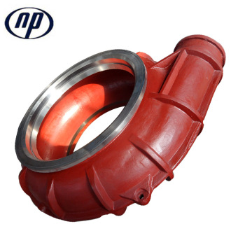 High Chrome Cast Iron Centrifugal Pump Casing