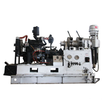 600m Hole Drilling Machine Aluminum