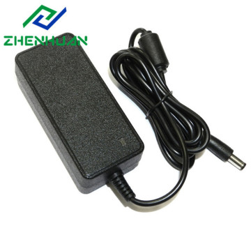 12.6V 3A AC DC 18650 Battery Charger UL