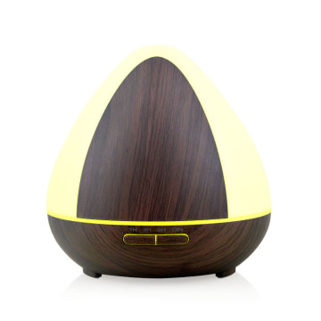 300ml Wood Grain Aroma Oil Diffuser Essential