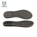Black tpr shoes sole