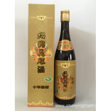 Shaoxing Huadiao Wine Aged 10 Years Old