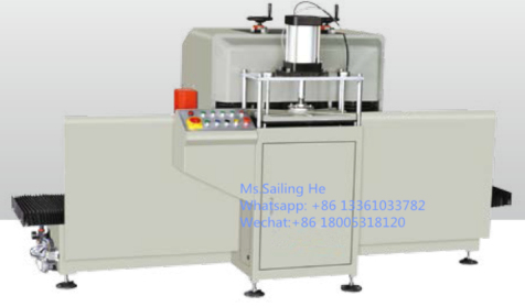 Aluminum CNC Cutting and milling machine