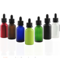 30ml frosted glass e liquid  bottle