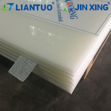 Solid Plastic PP Polypropylene Sheet For Water Tank
